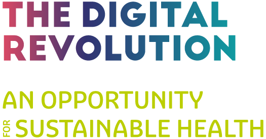 The digital revolution an opportunity for sustainable health - ehealth summer university